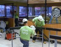 Burger King Maintenance