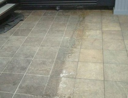 Floor Steam Cleaning